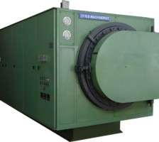 Autoclave for Dewaxing